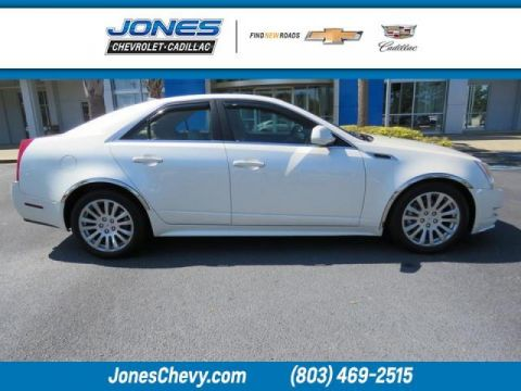 Pre-Owned 2011 Cadillac CTS Performance RWD 4dr Car