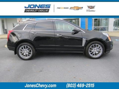 Pre-Owned 2015 Cadillac SRX Premium Collection FWD Sport Utility